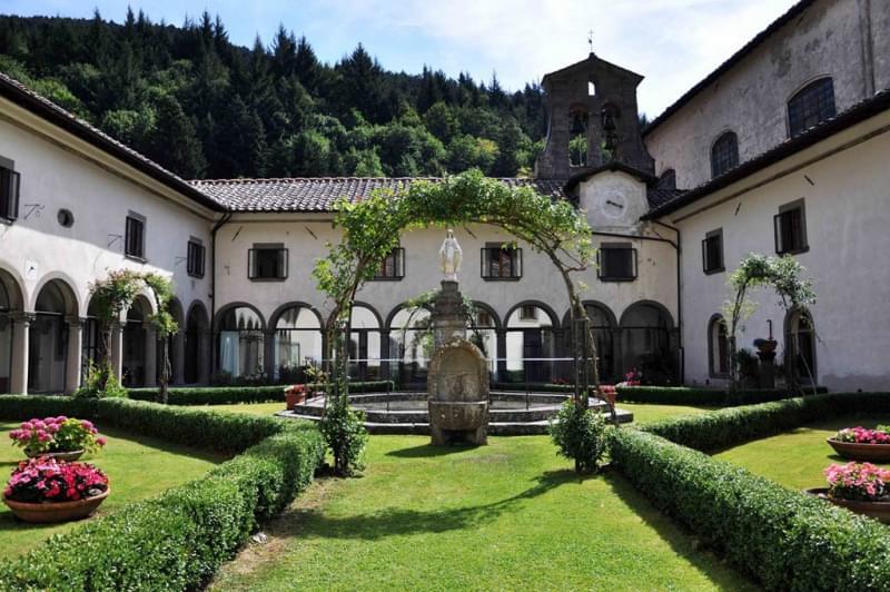 08 monastero camaldoli arezzo