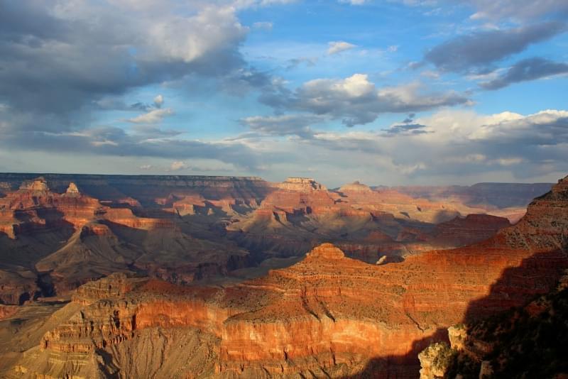 Canyon più grandi e profondi del Mondo
