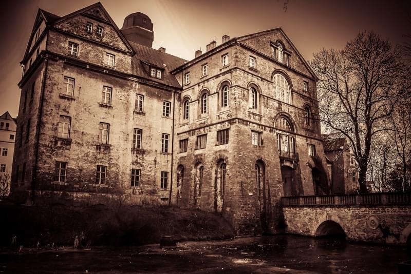 Le 13 case pi infestate dai fantasmi in italia for Famose planimetrie delle case
