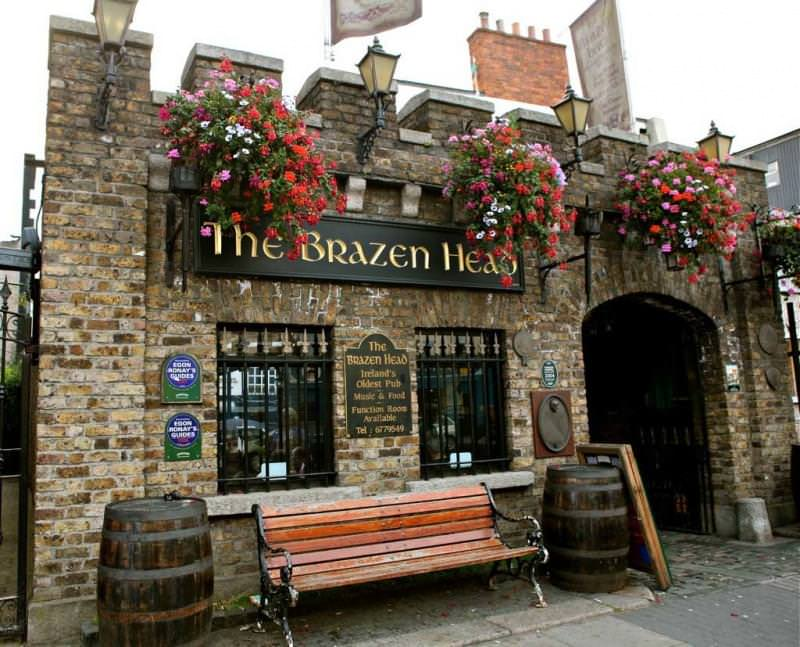 1 the brazen head