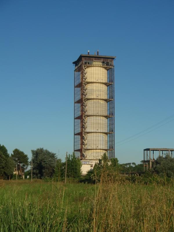 Torre-silos Idit