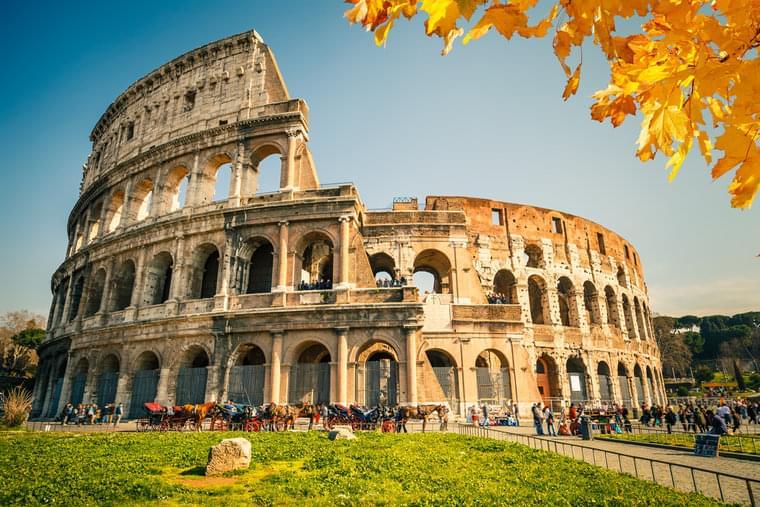 10 italia roma