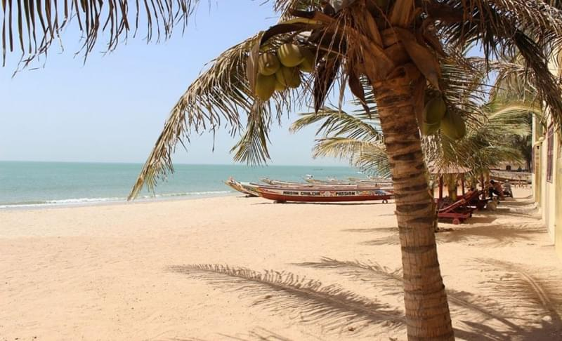 10 nianing spiaggia senegal