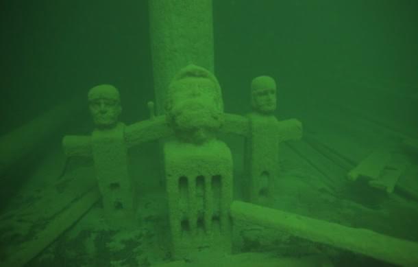 10 the ghost ship mar baltico relitto