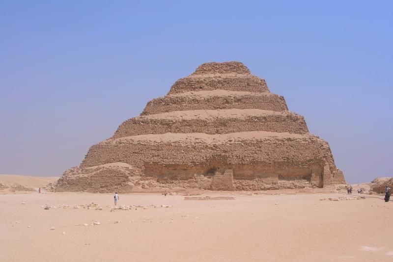 11 piramide di djoser