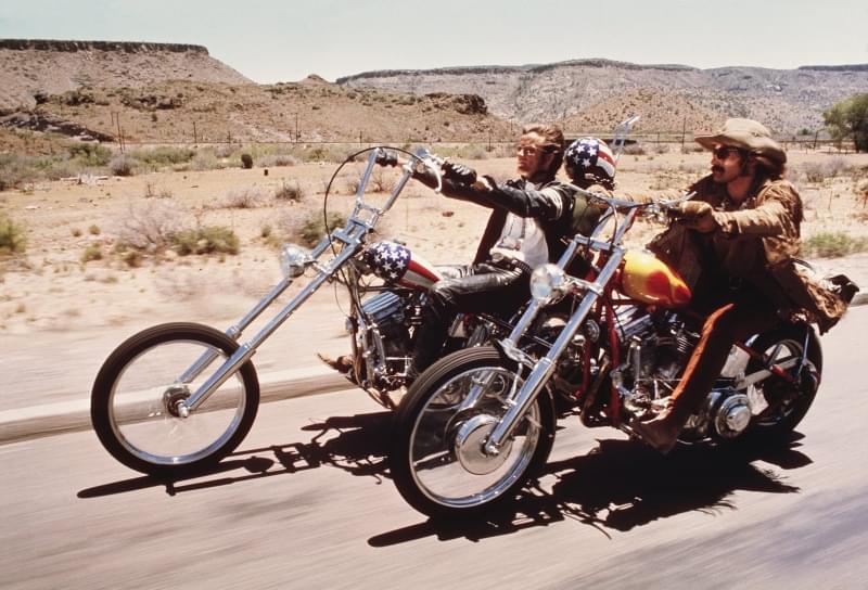 12 easy rider
