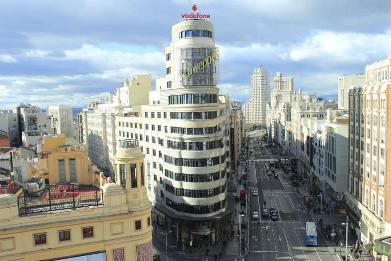 12 madrid gran via
