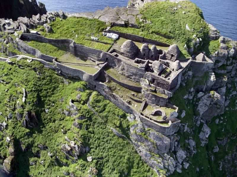 Monastero di Skelling Michael - Irlanda