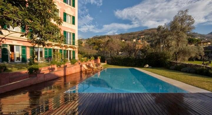 12 villa rosmarino camogli