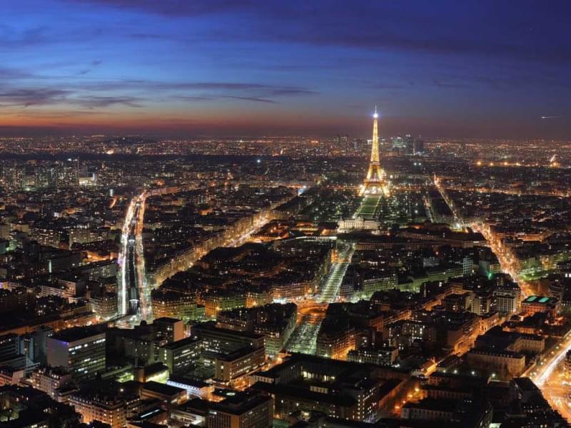 13 parigi notte