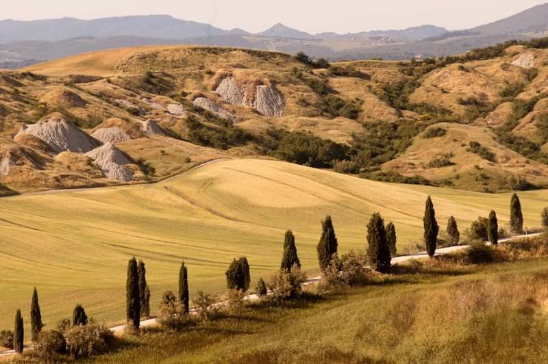 13 strada panoramica delle crete senesi