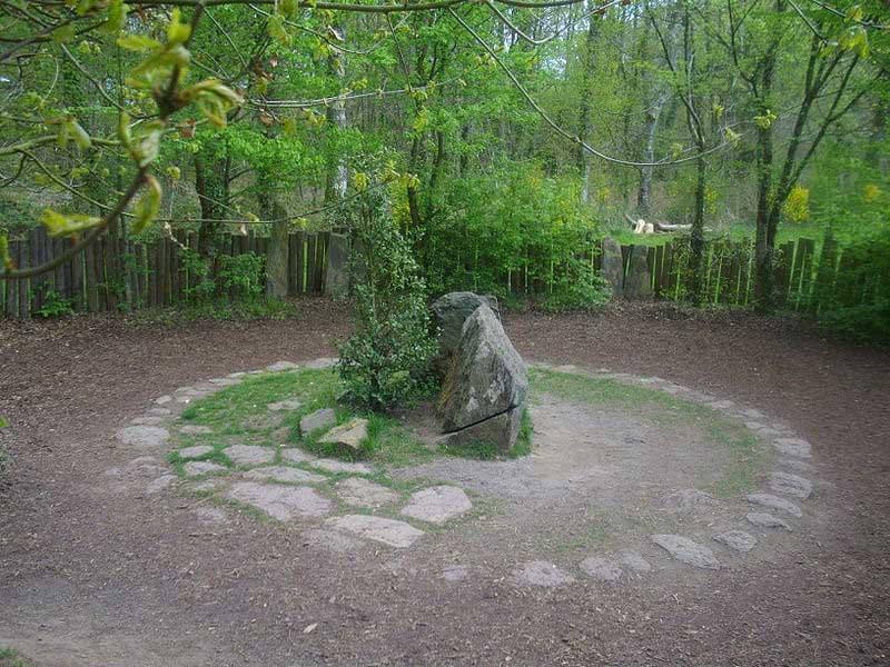 Forêt de Paimpont, Francia