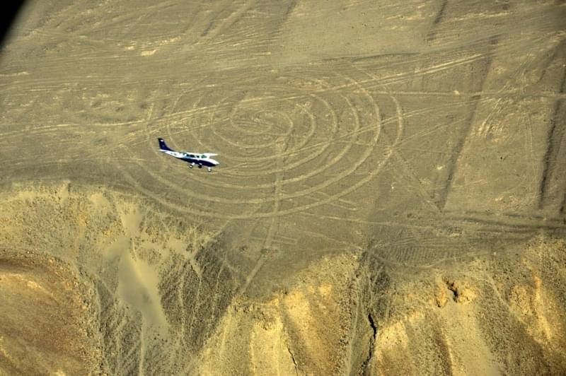 14 spirale nazca