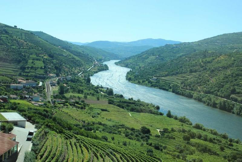 15 valle del douro portogallo