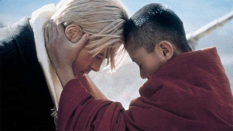 16 sette anni in tibet