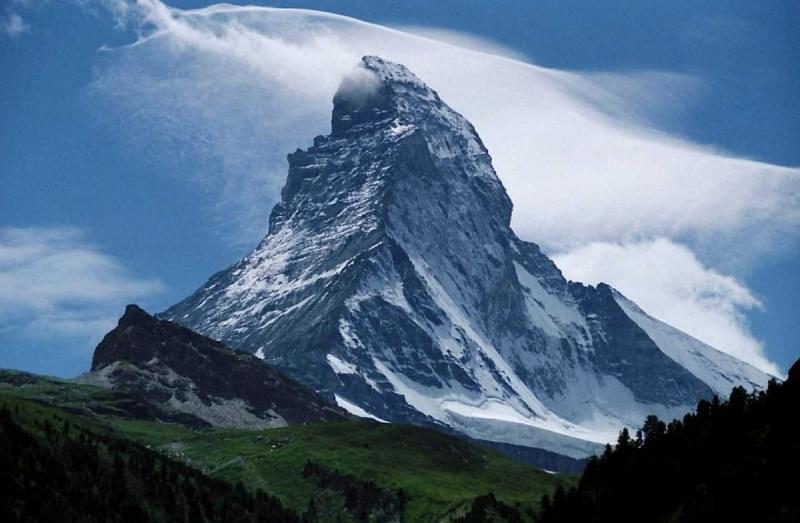 17 cervino matterhorn cima