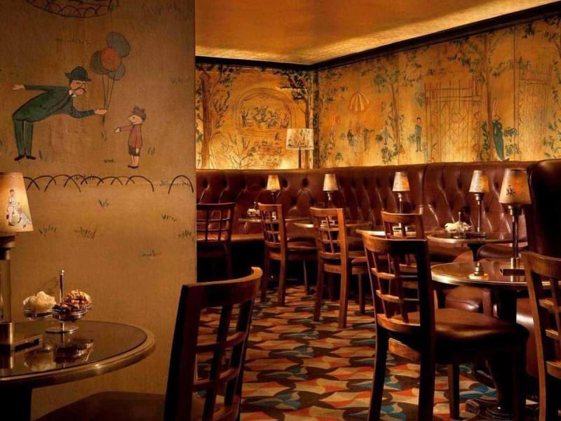 18 bemelmans bar, new york