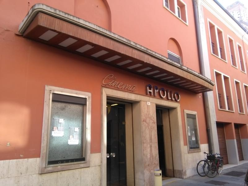 Il cinema teatro Apollo