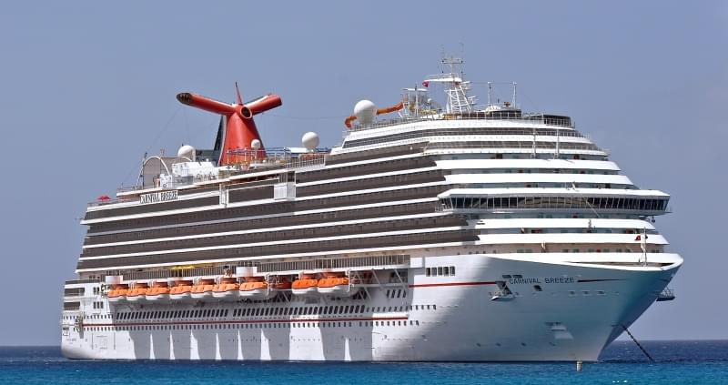 9 - Carnival Breeze - Carnival Cruise Lines
