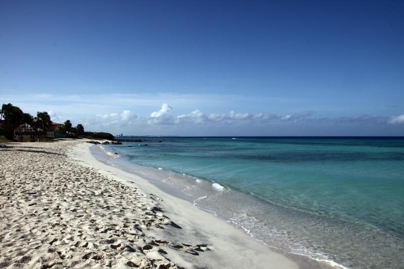 Dove si Trova Aruba