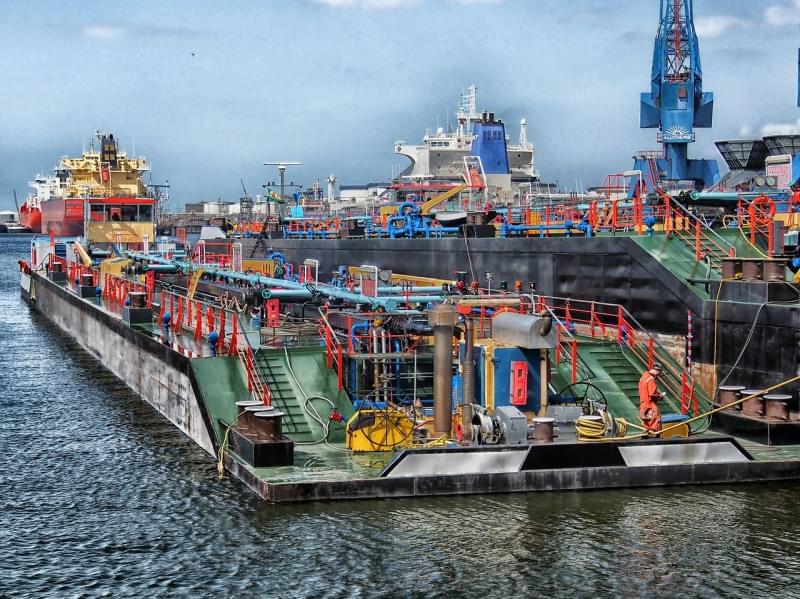 Porti commerciali più grandi e importanti d'Europa