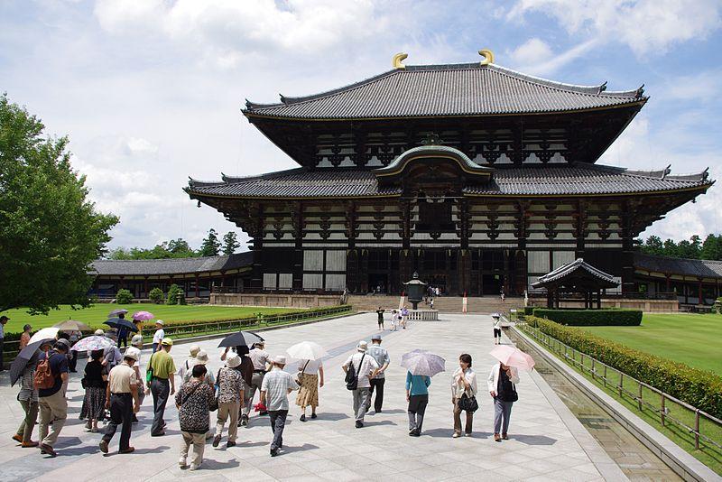 Todaiji, Giappone