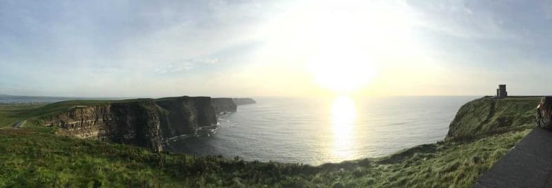 21 cliffs of moher ireland