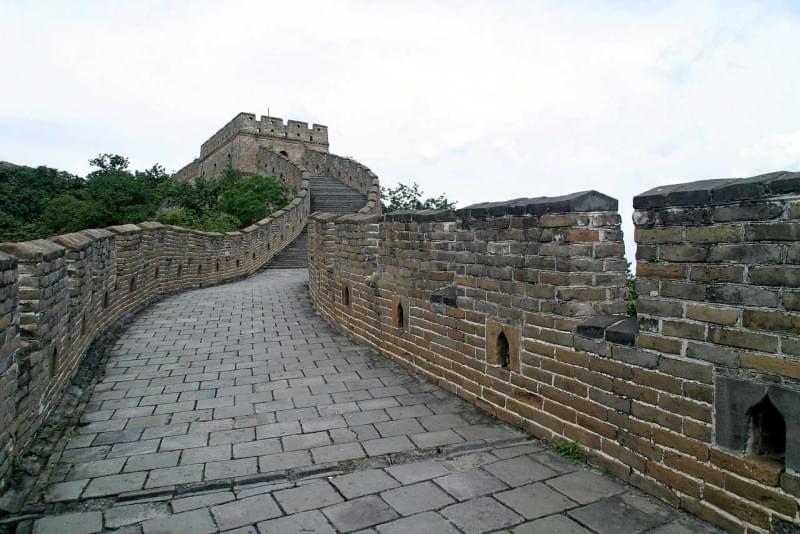 21 grande muraglia cinese scompare