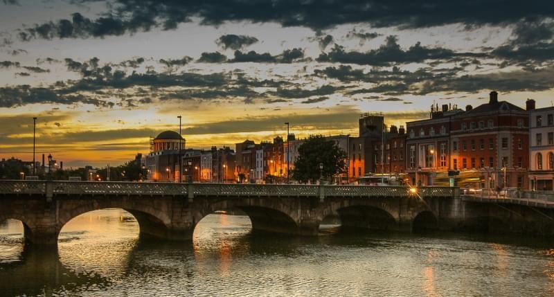 3 dublino, irlanda
