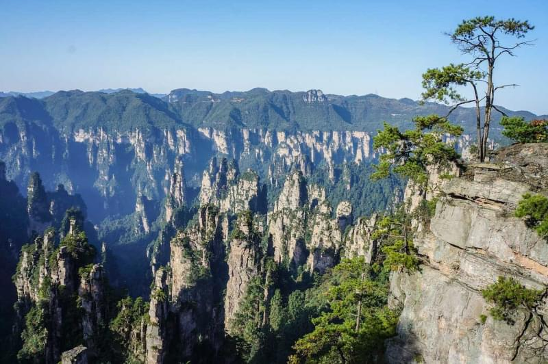 3 zhangjiajie come arrivare