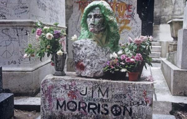 Jim Morriso Statua