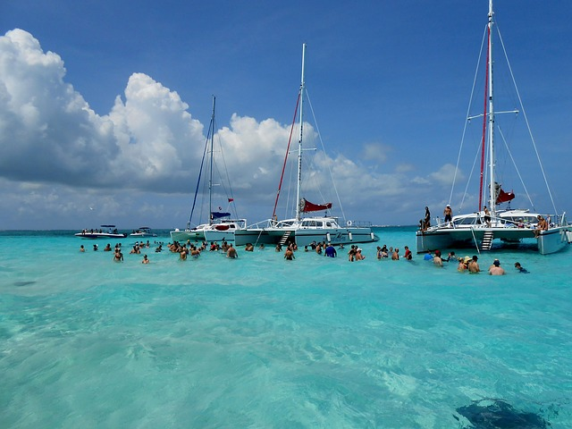 isole cayman mare delle antille