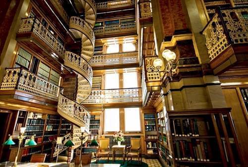 Libreria Statale di Des Moines, Iowa (USA)