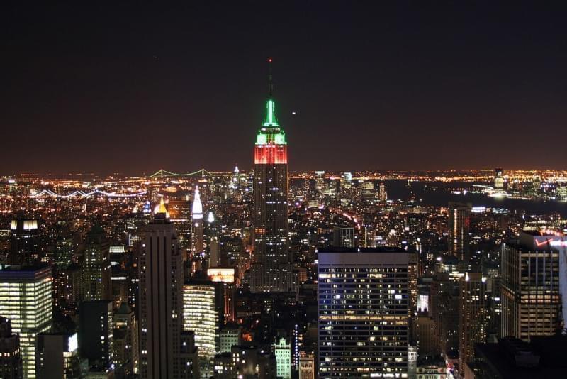Cosa fare la vigilia di natale a new york for Immagini new york a natale
