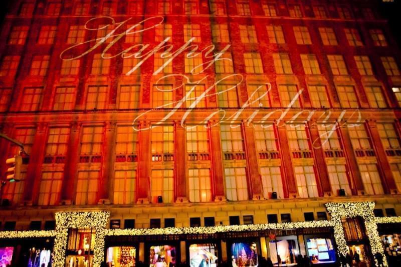 Vetrine della Fifth Avenue
