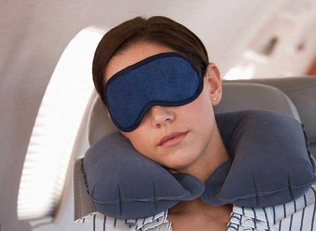 4 dormire in aereo