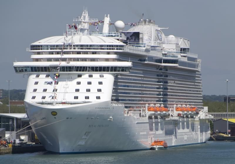 7 - Royal Princess - Princess Cruises