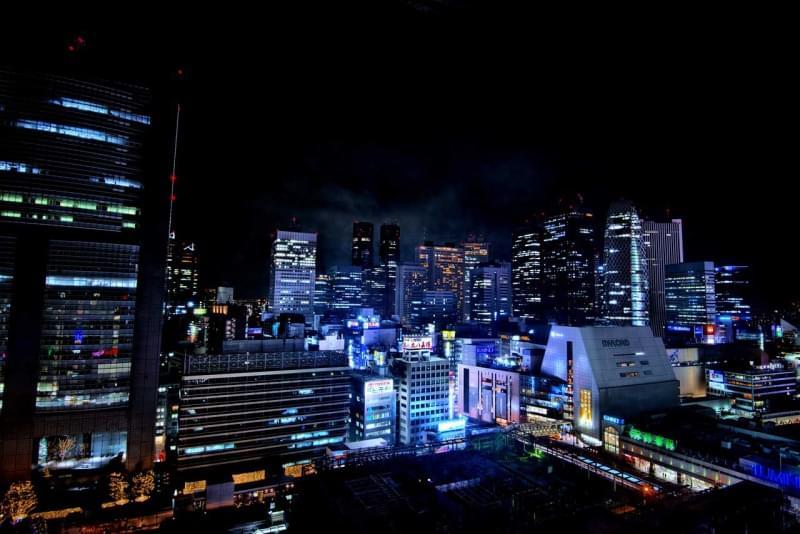 4 tokyo notte