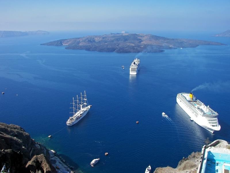 5 isole greche