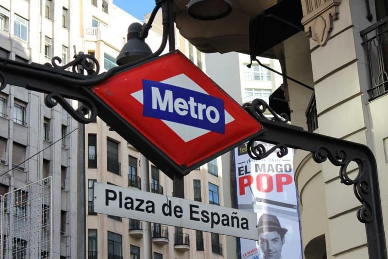5 metropolitana de madrid