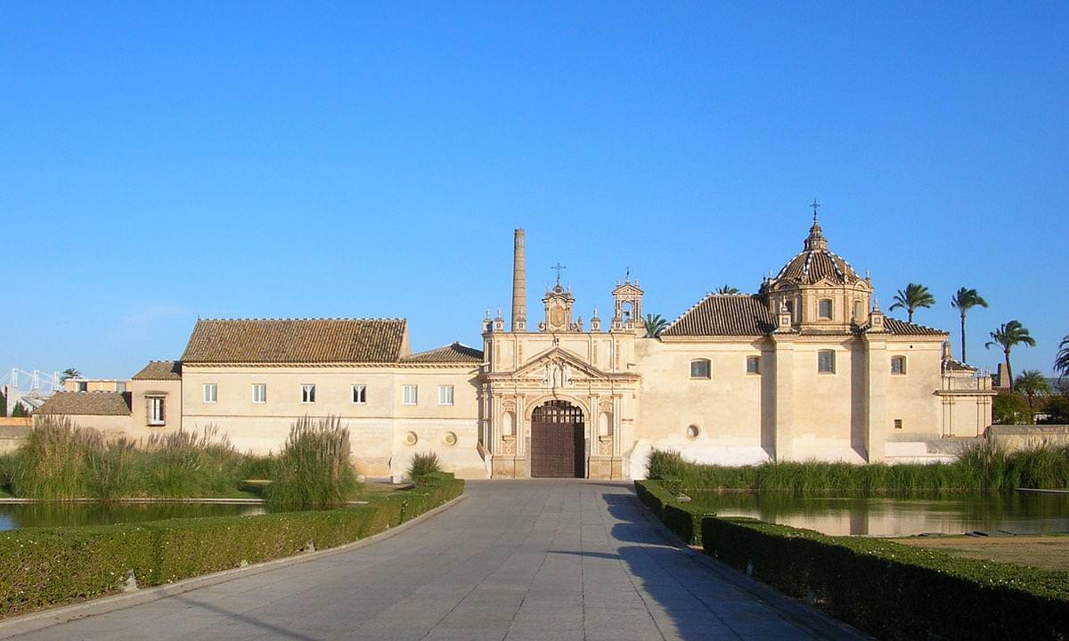 5 monastero di santa maria de las cuevas