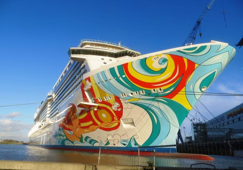6 - Norwegian Getaway - Norwegian Cruise Line