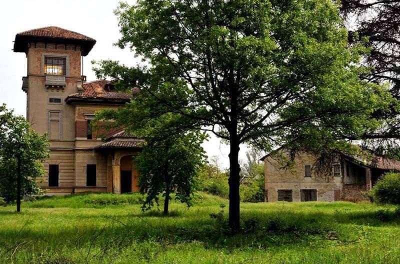 Villa Cerri - La Villa degli amanti maledetti