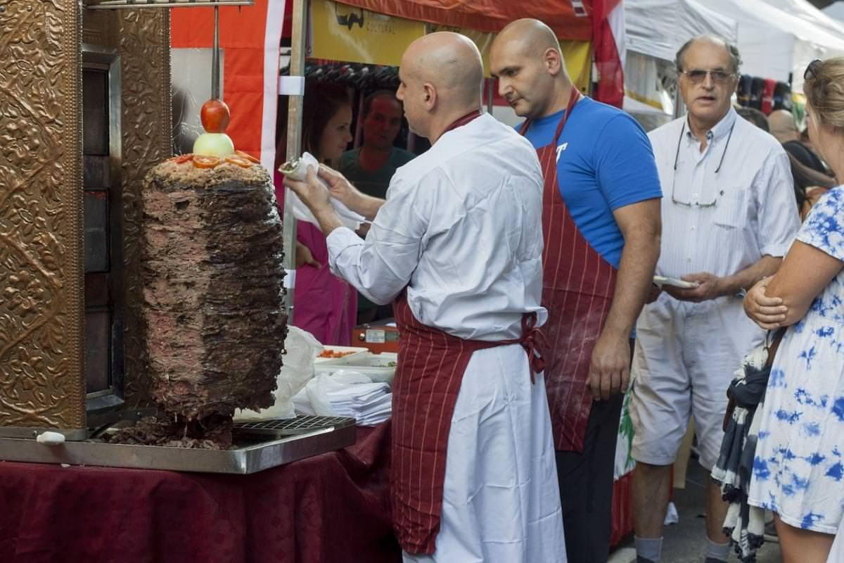 5 shawarma