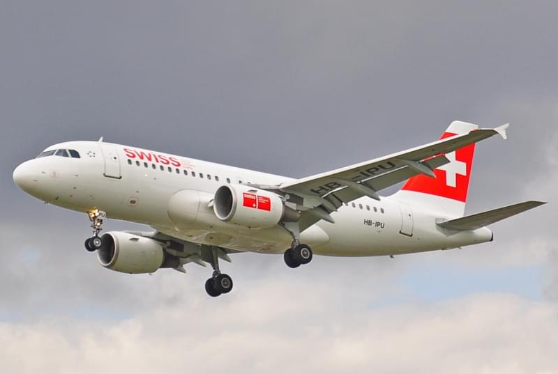6 swiss international airlines