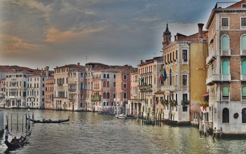 6 venezia che scompare