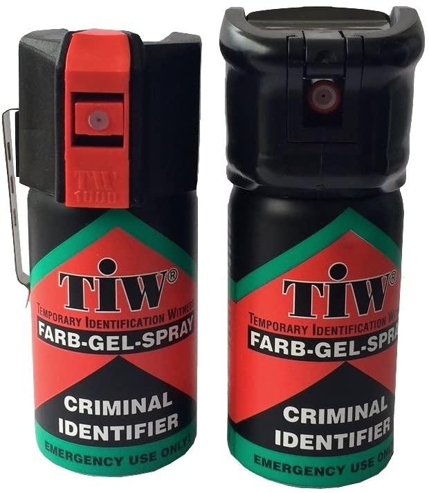 lo spray al peperoncino, per difendersi da aggressioni