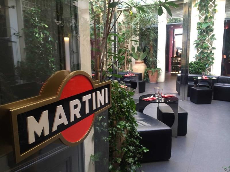 7 bar martini