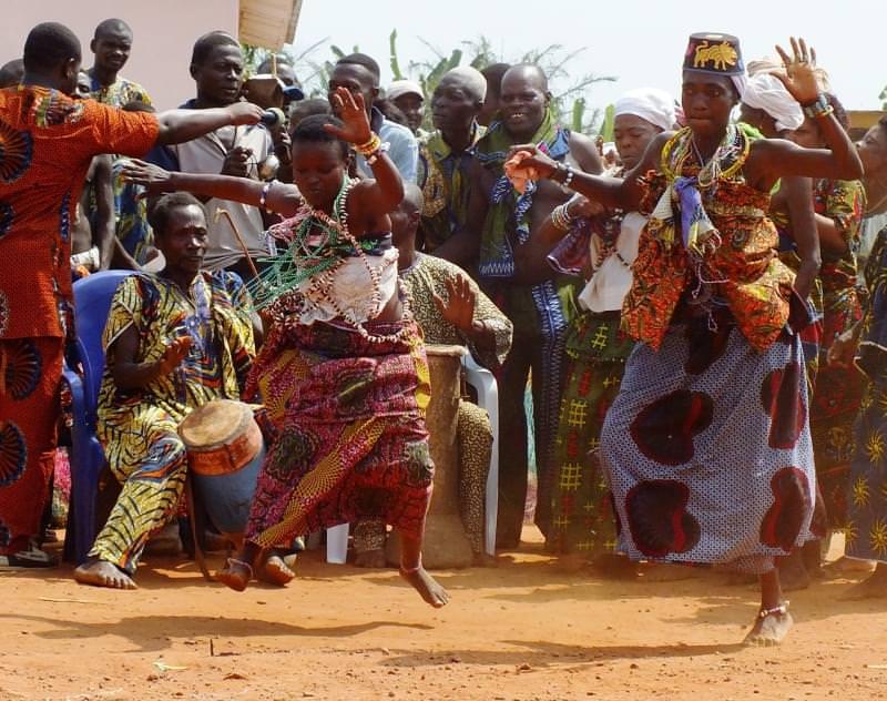 7 religioni africane