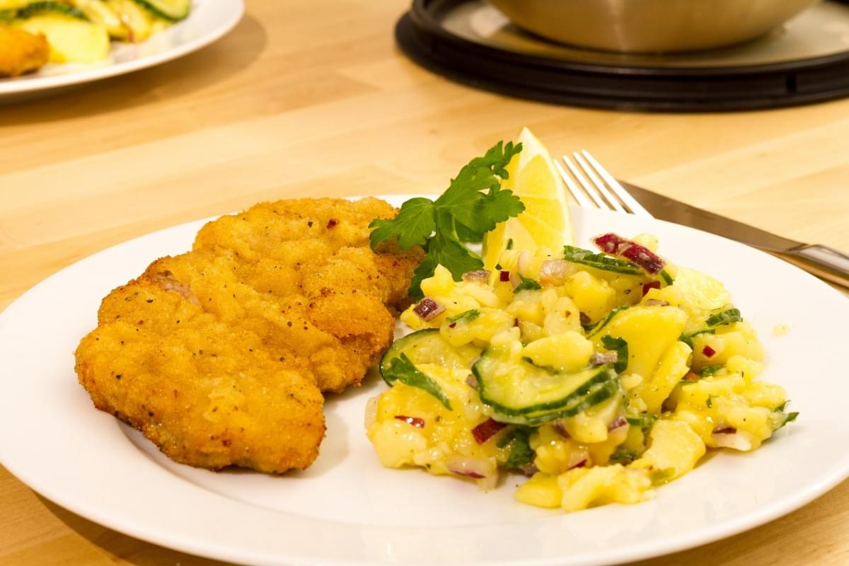 7 schnitzel
